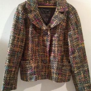 Dialogue Multicolored Jacket